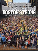 Sports Illustrated Boston Marathon Cover 2014