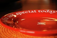 Red Plate Tradition